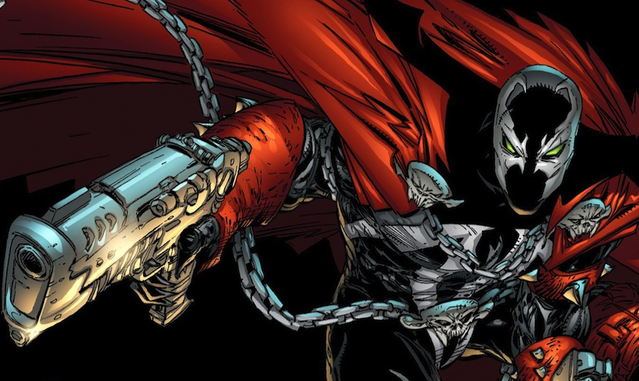 Todd McFarlane's Unique Vision for the Next Spawn Film