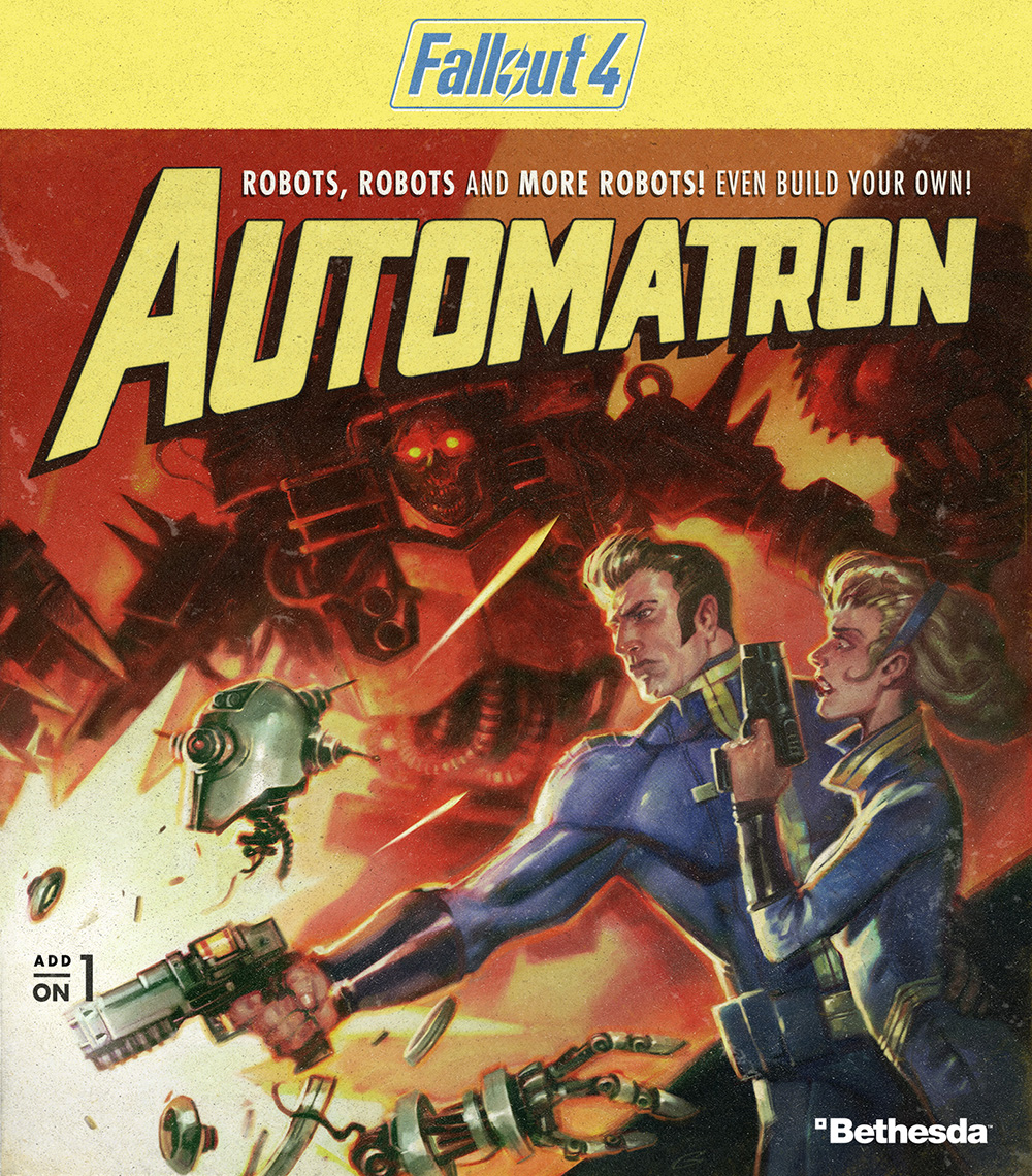 'Fallout 4' – Automatron DLC Official Trailer and Release Date