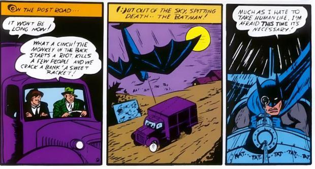 Bat kill