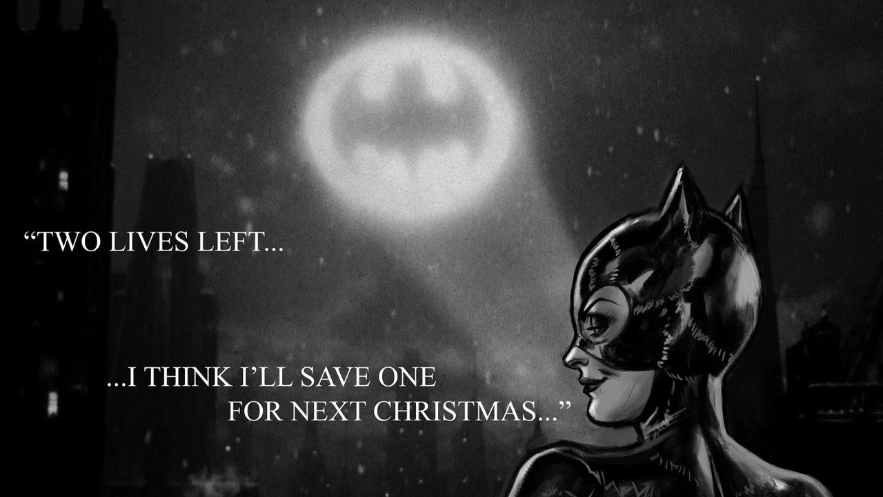 Batman '89 Catwoman