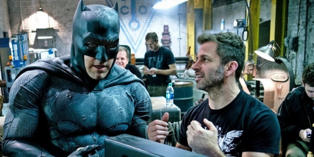 Batman and Snyder