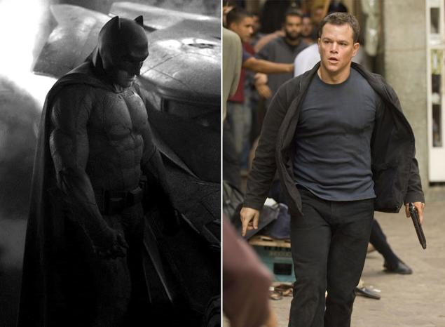 Bats and Bourne