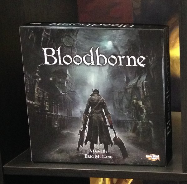 Licensed 'Bloodborne' Card Game in the Works