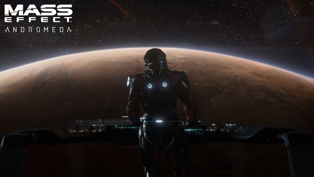 Another 'Mass Effect: Andromeda' Developer Leaves BioWare