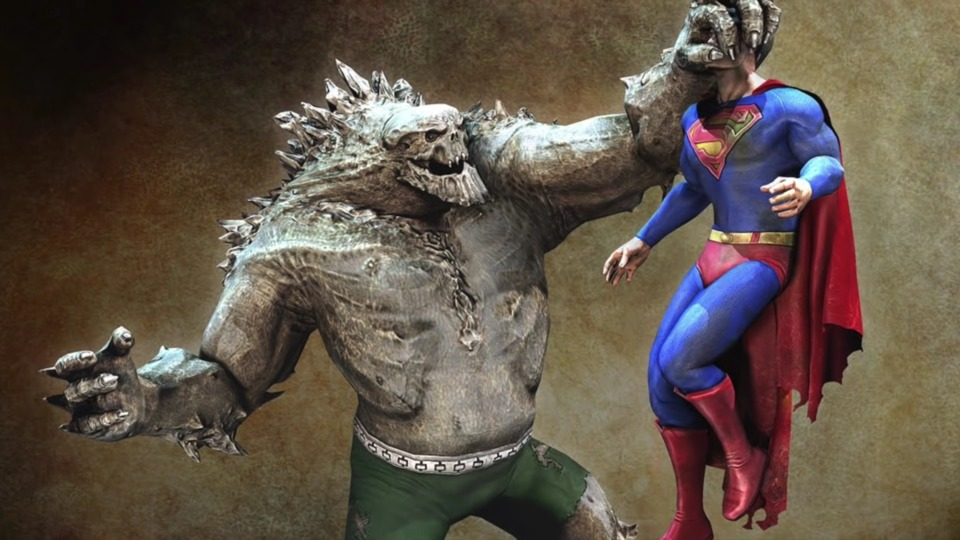 Supes and Doomsday