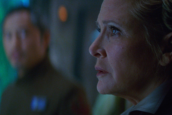 "JJ ABRAMS REVELA ""ERROR"" HECHO EN ""THE FORCE AWAKENS"""