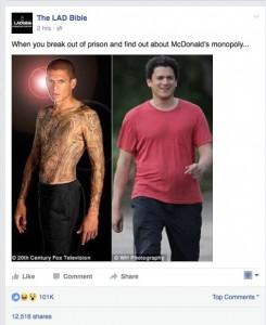 wentworth miller meme