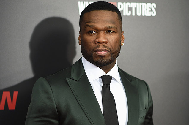 50 Cent May Have a Role in 'The Predator'