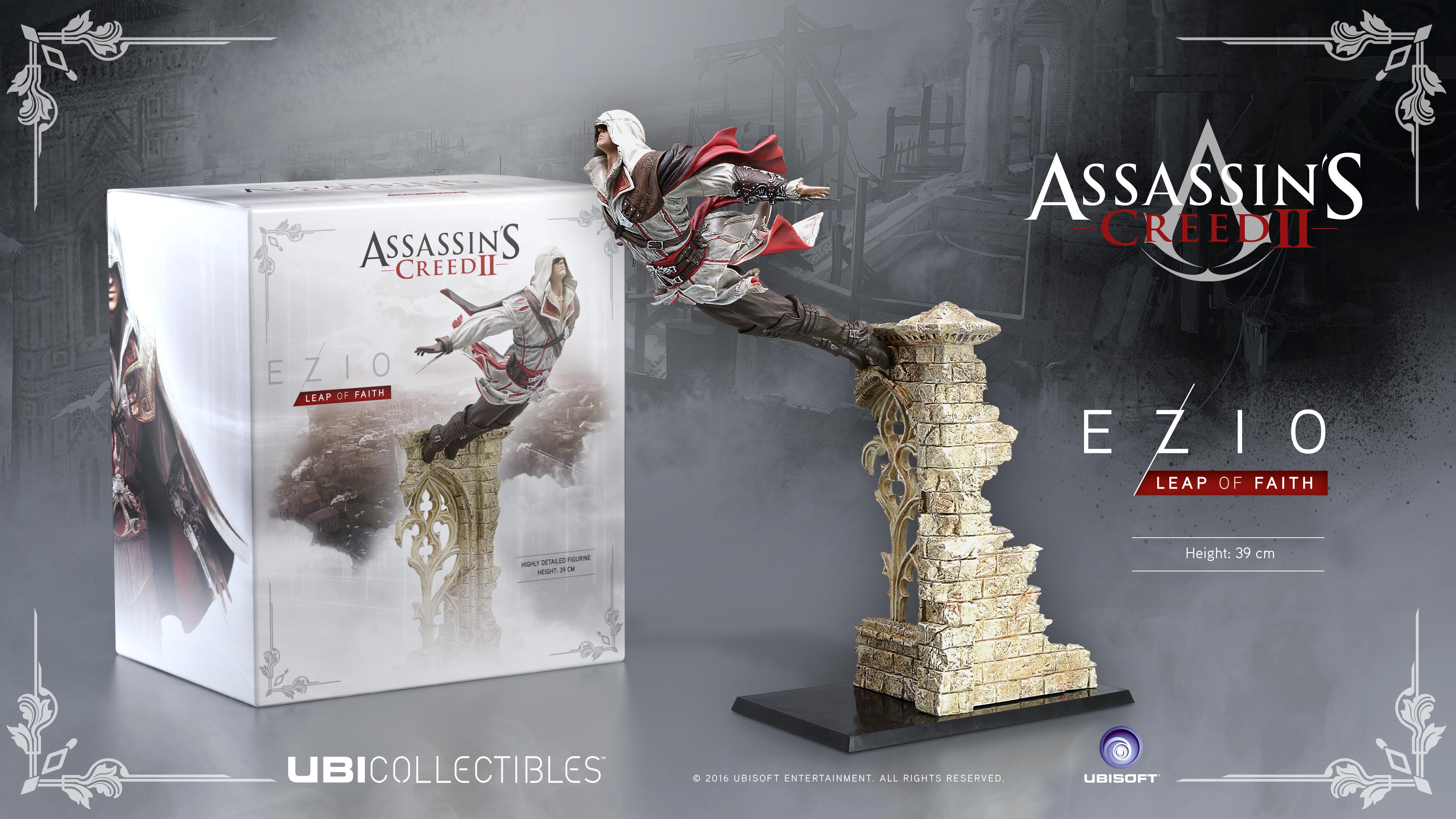 Ezio in Assassin's Creed II