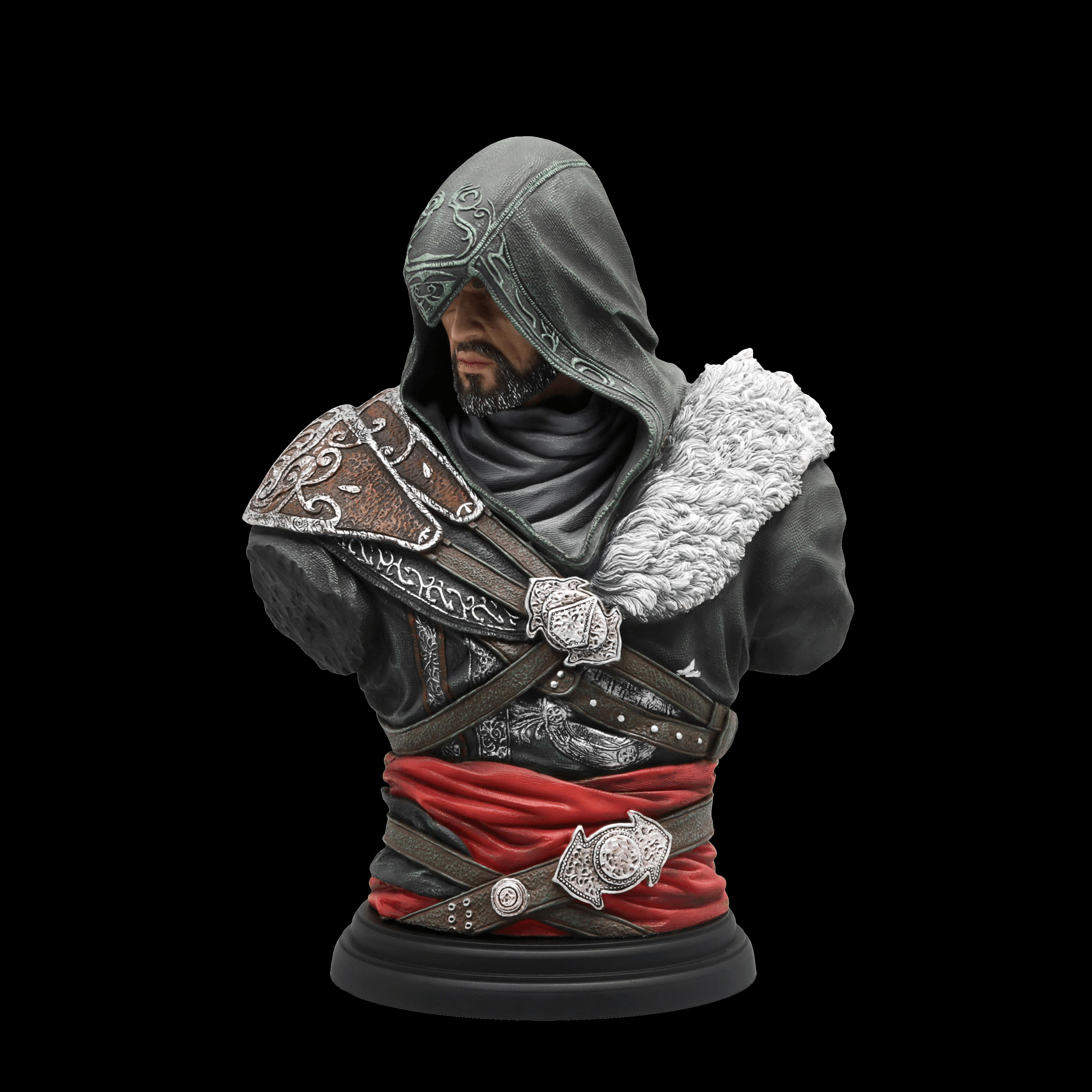 Ezio in Assassin's Creed Revelations