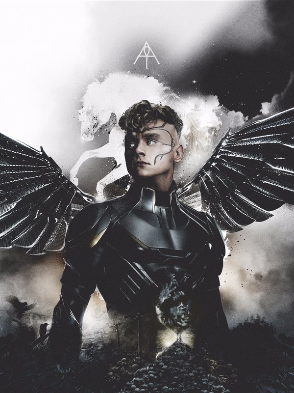 Ben Hardy's Angel