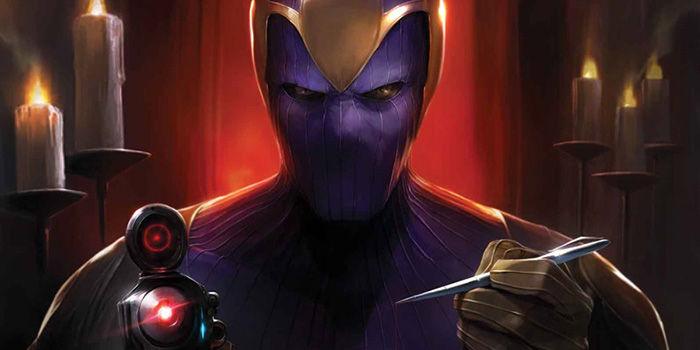 Baron Zemo purple art