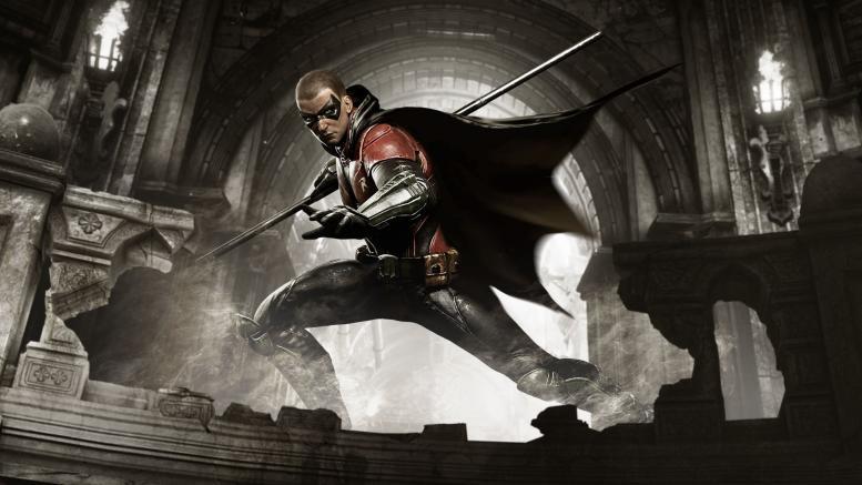 'Batman: Arkham Knight' Robin Statue Revealed - GeekFeed