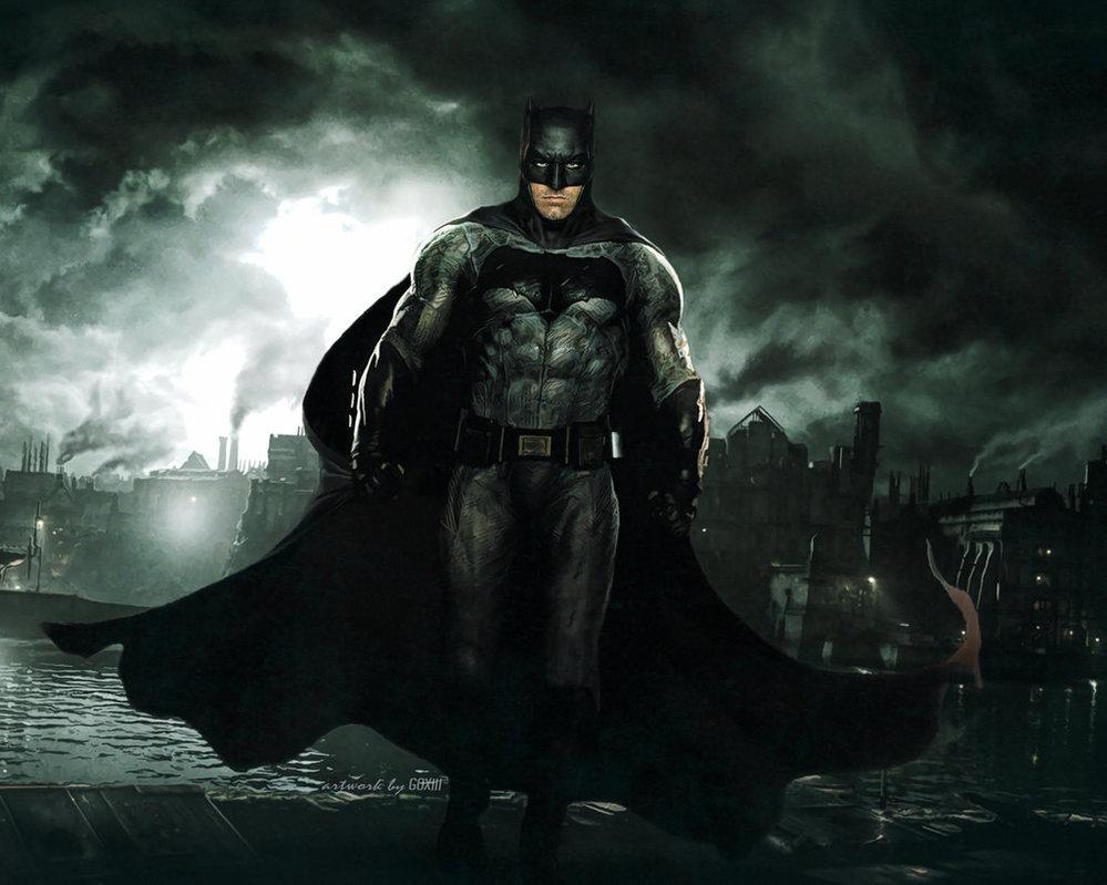 Batfleck Courtesy of Warner Bros.