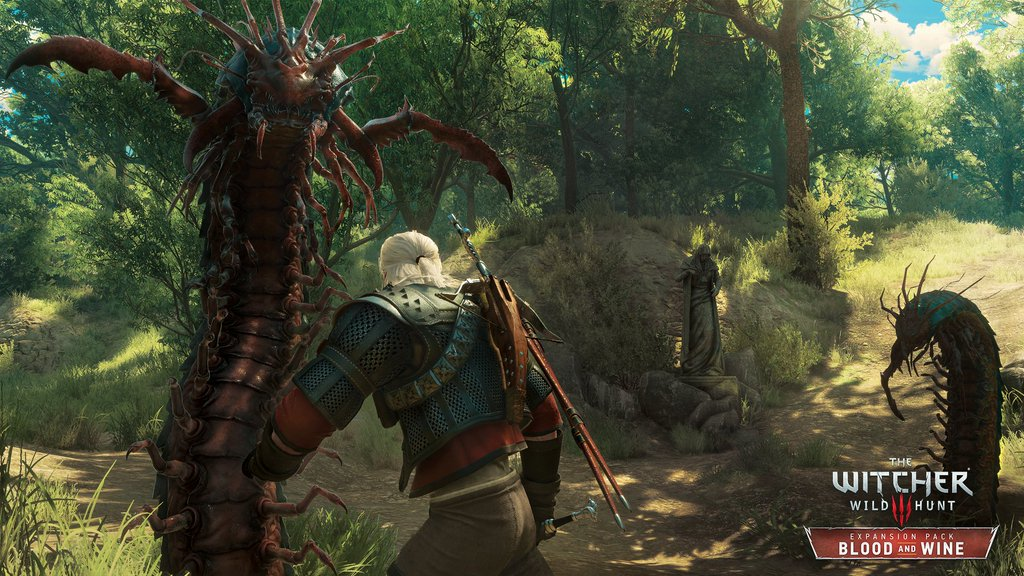 A Witcher's work is never finished