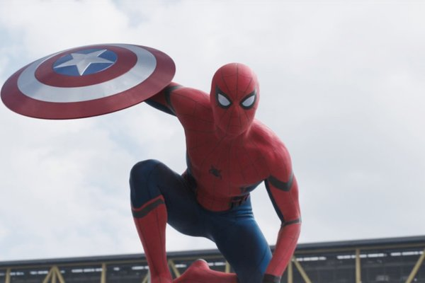 marvel, spider-man, captain america: civil war, tom holland
