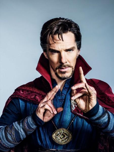 Cumberbatch as Doctor Strange