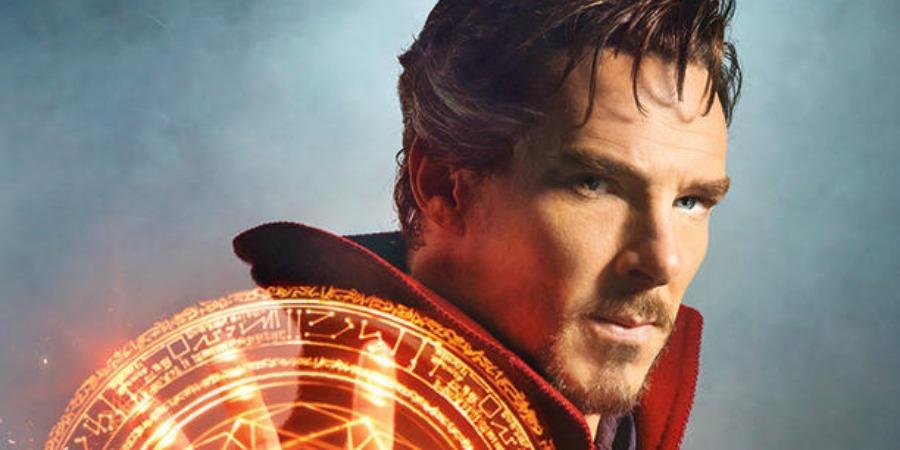 Videos of Benedict Cumberbatch Filming 'Doctor Strange'