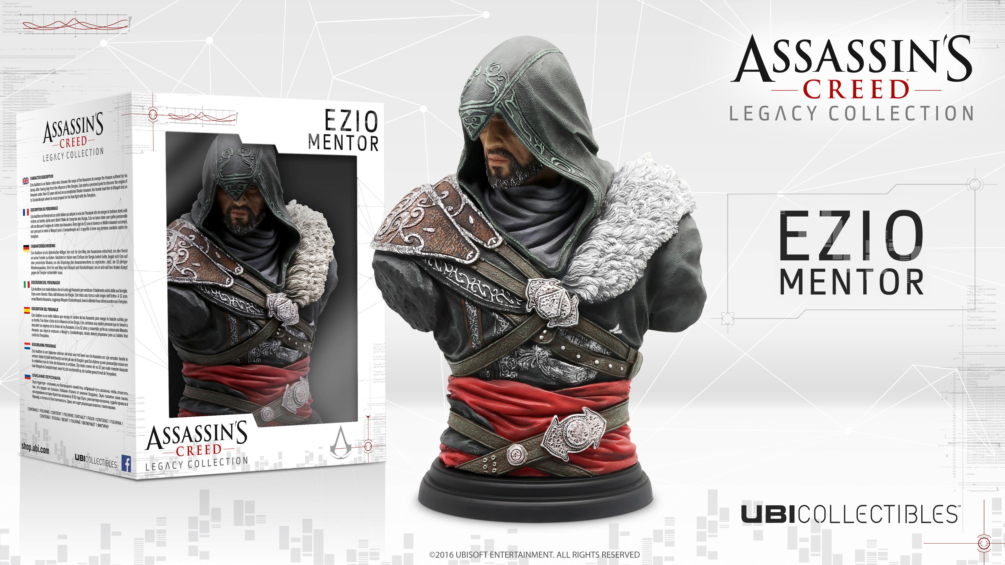 Ezio Bust ACR