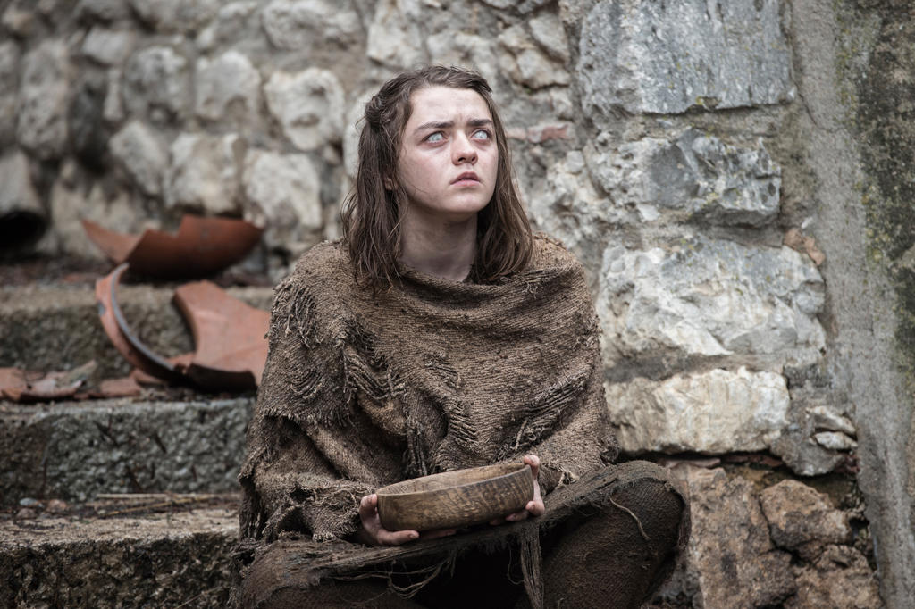 Arya blind Game of Thrones