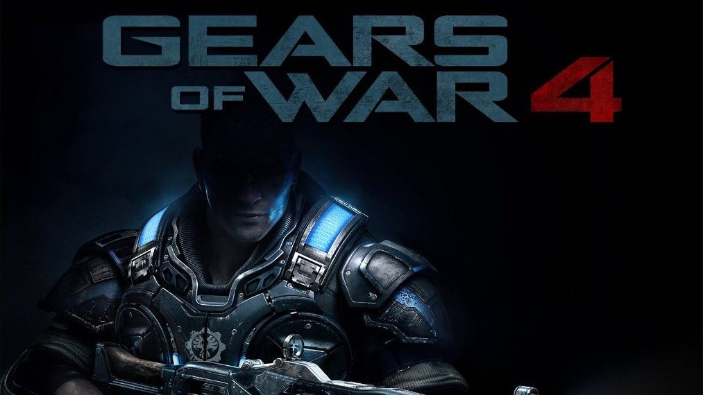 'Gears of War 4' Release Date Revealed with Cover Art
