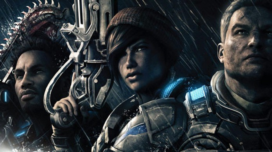 The First 'Gears of War 4' Trailer Released