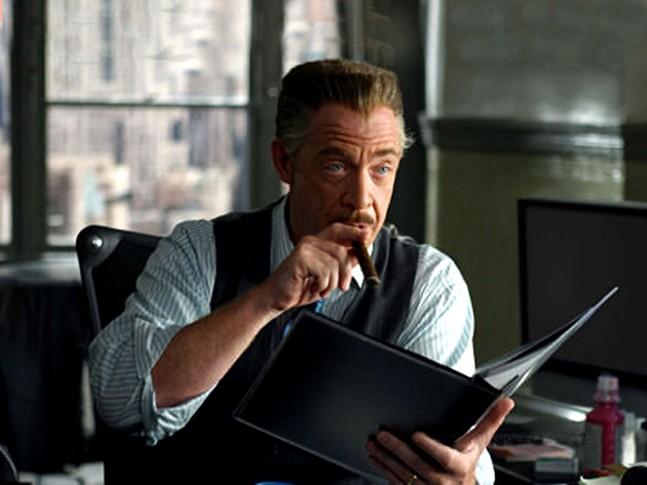 J. Jonah Jameson actor cast as Commissioner Gordon