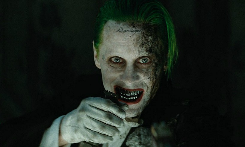Jared Leto Met Institutionalized Patients for Joker Role