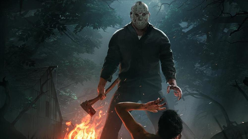 'Friday the 13th: The Game' – Jason Door Execution