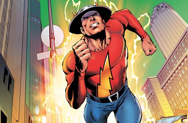 Jay Garrick's Flash