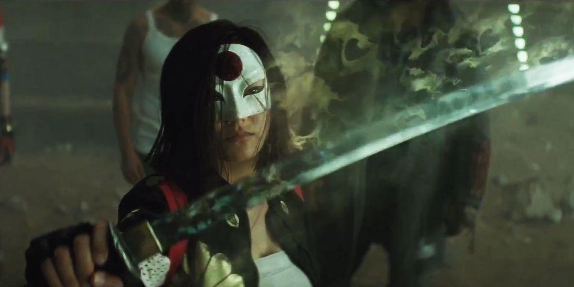 Katana with Soul Taker sword