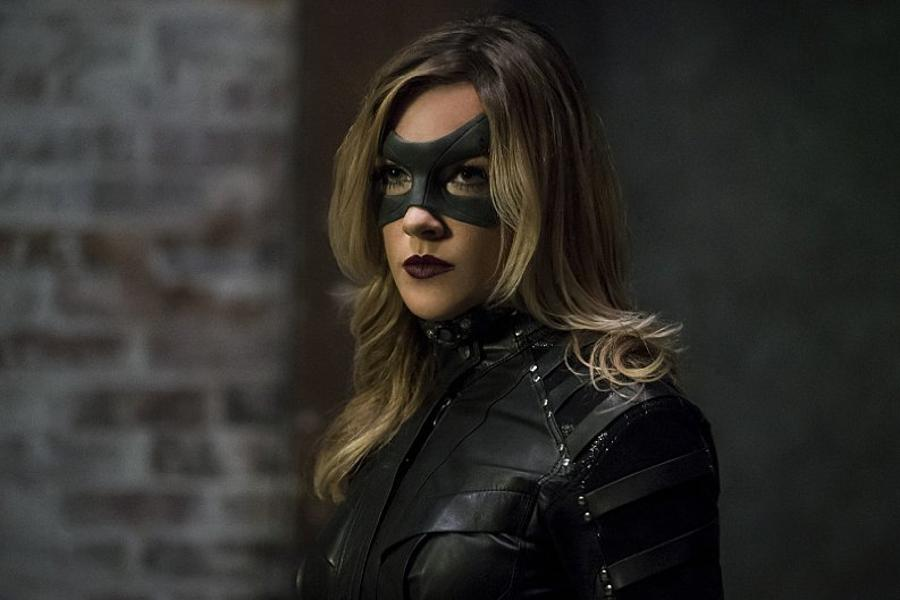 Katie Cassidy's Black Canary