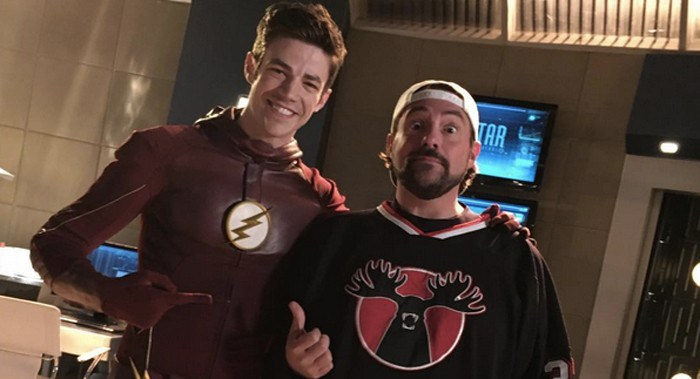 Kevin Smith Says 'The Flash' is His Best Directing