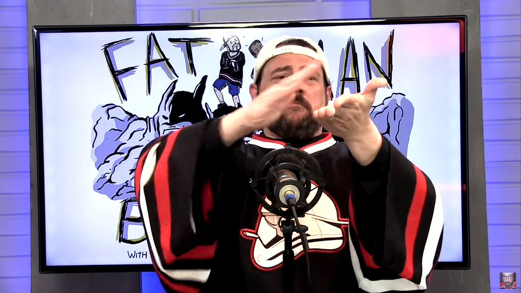 Kevin Smith Had A Near Fatal Heart Attack!