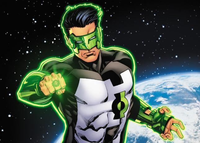 another gl added to green lantern corps geekfeed