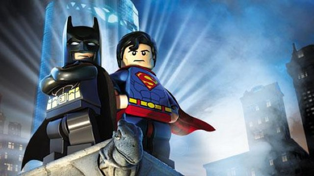 LEGO Bats and Supes