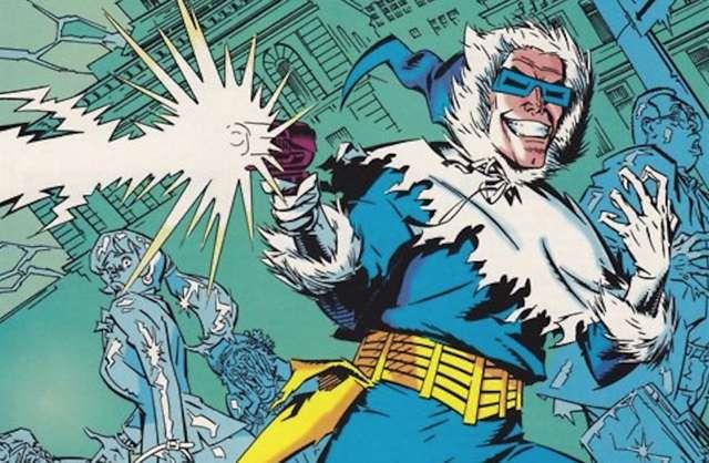 Flash Rogue Leonard Snart/Captain Cold