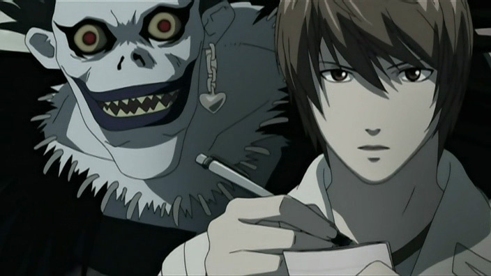 Death Note may get a Netflix film