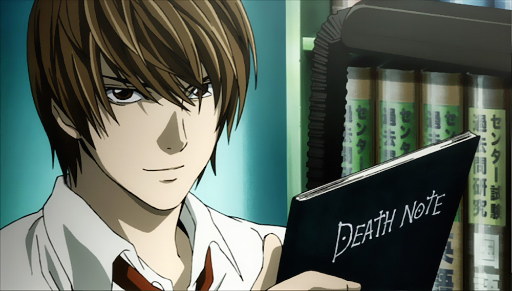 Update: Netflix Bidding for 'Death Note' Rights, Film Planned