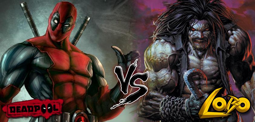 Lobo and Deadpool