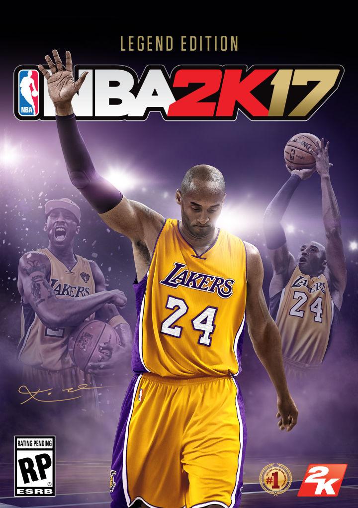 NBA 2K17 LE Kobe