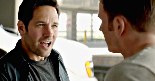 Ant-Man meets Captain America in Civil War