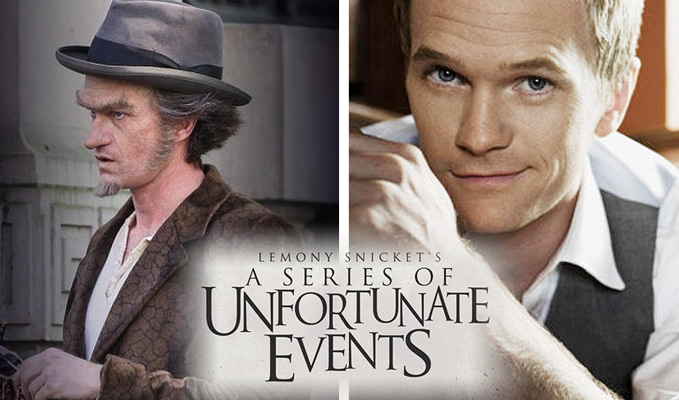 Image result for a series of unfortunate events netflix images
