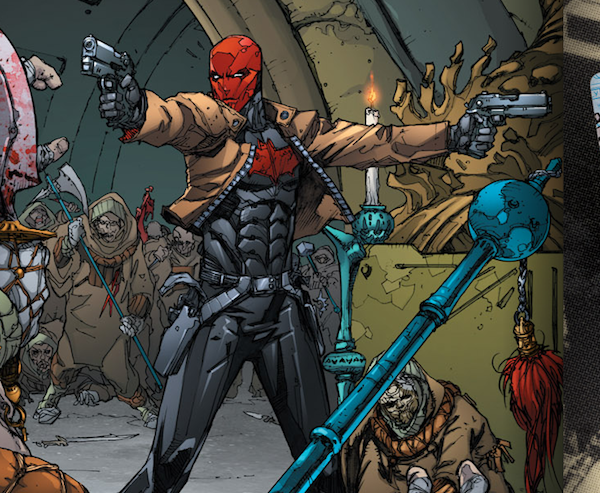 From Red Hood and the Outlaws Courtesy of DC