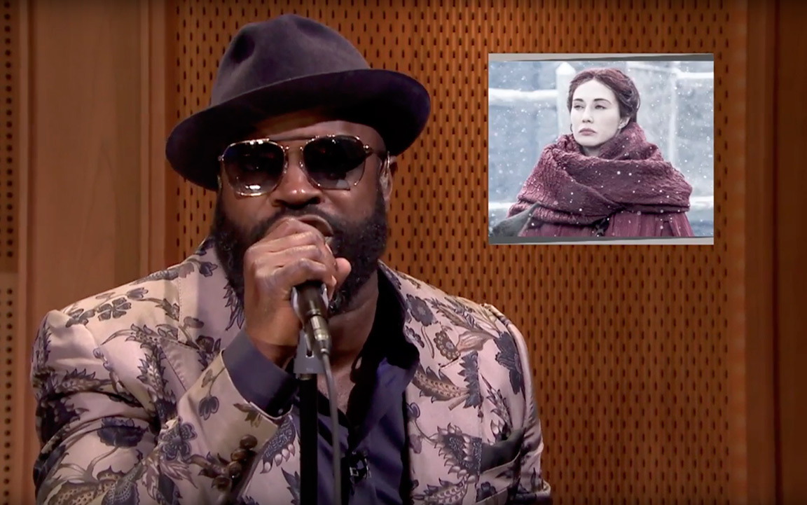 Black Thought of Roots raps Game of Thrones Season 6