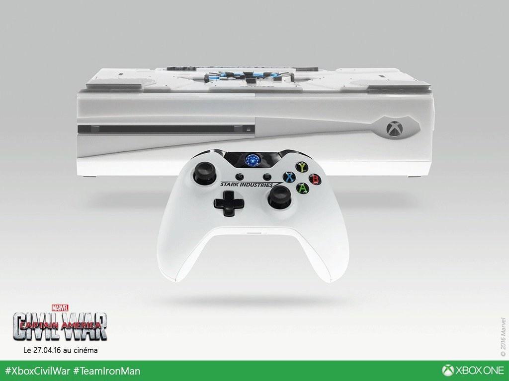 Stark Xbox One Redesign