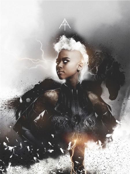 Alexandra Shipp's Storm
