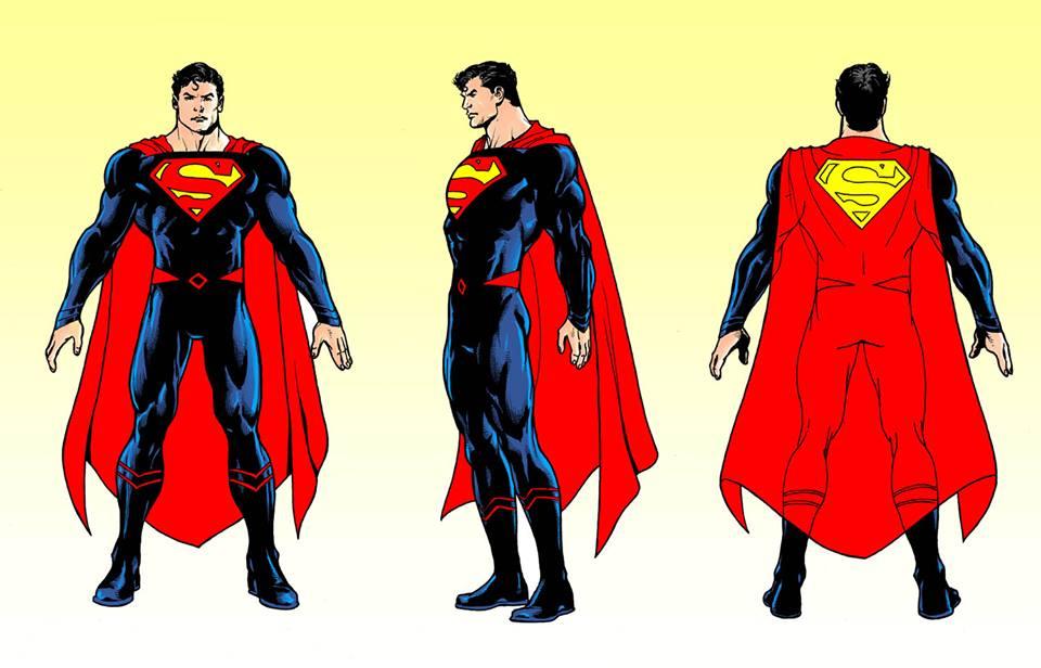 Superman concept