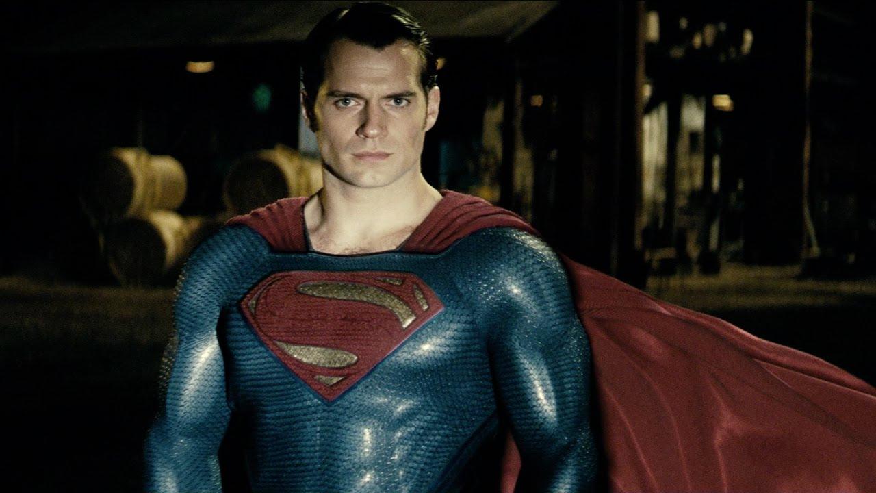Superman in Snyder's BvS
