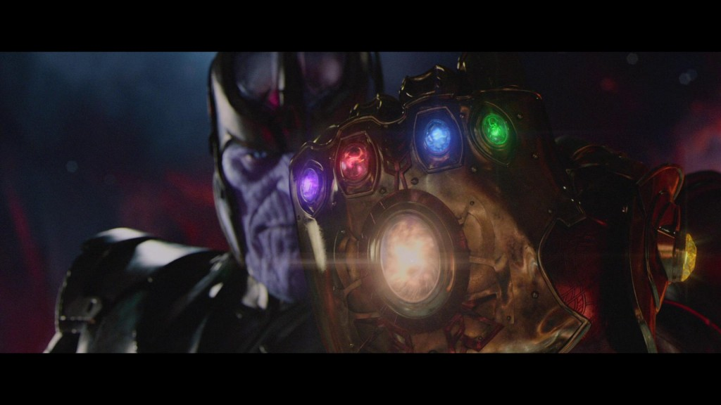 Thanos is the Avengers next test